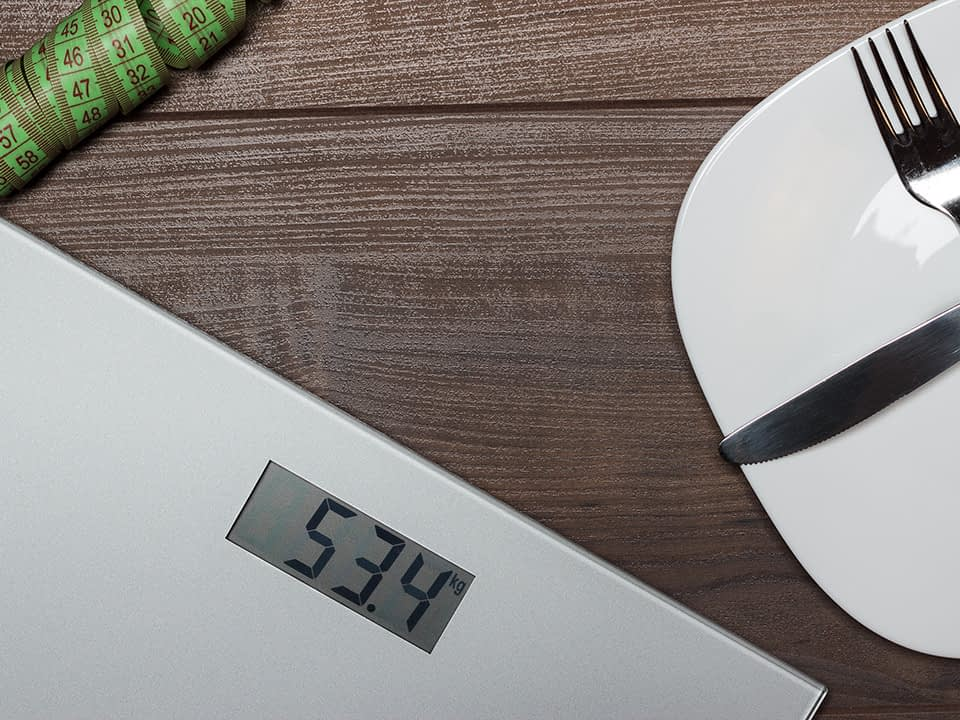 ¿Qué hacer para no ganar peso en navidades?