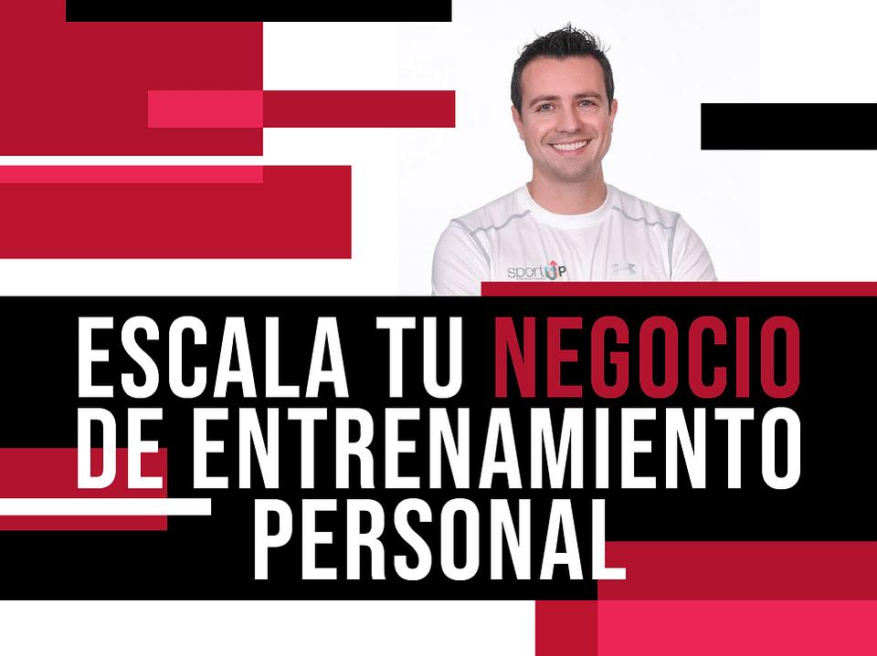 Entrenamiento personal ¿Cómo escalar tu negocio?