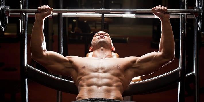 el entrenamiento de tipo torso-pierna