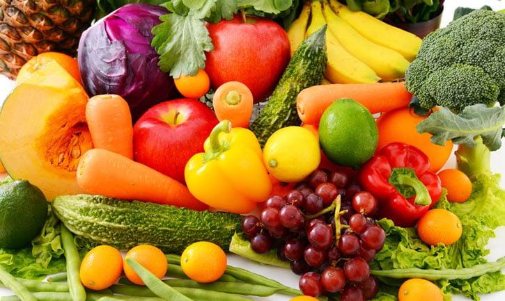 ¿debería consumir más fruta o verdura?