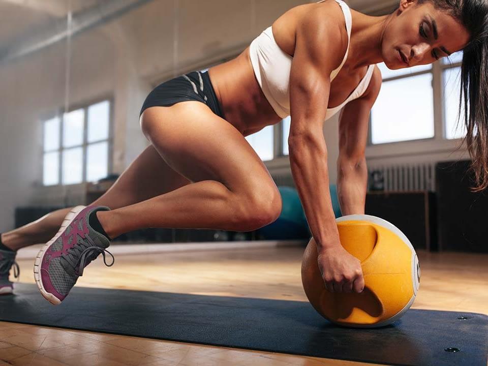Por qué entrenar el core debería ser tu principal objetivo